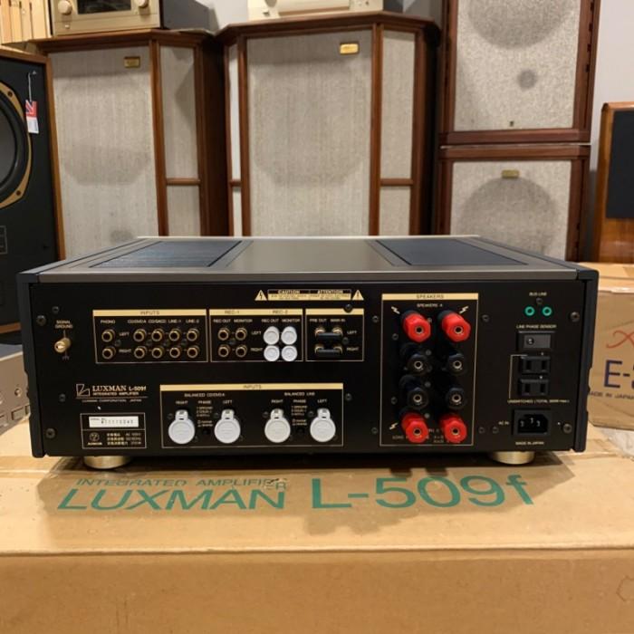 Ampli : LUXMAN L509F8