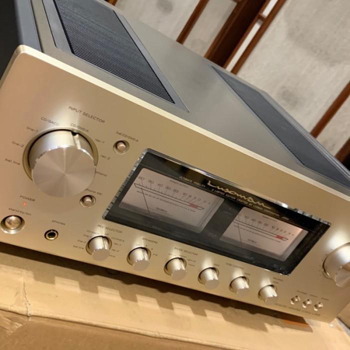 Ampli : LUXMAN L509F4