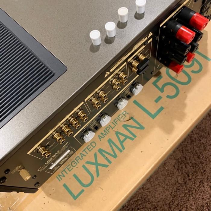 Ampli : LUXMAN L509F10