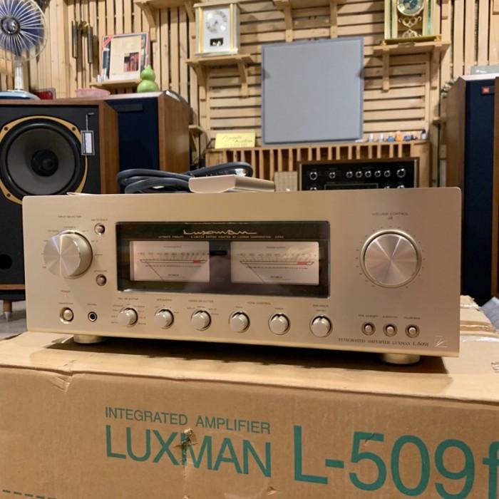 Ampli : LUXMAN L509F5