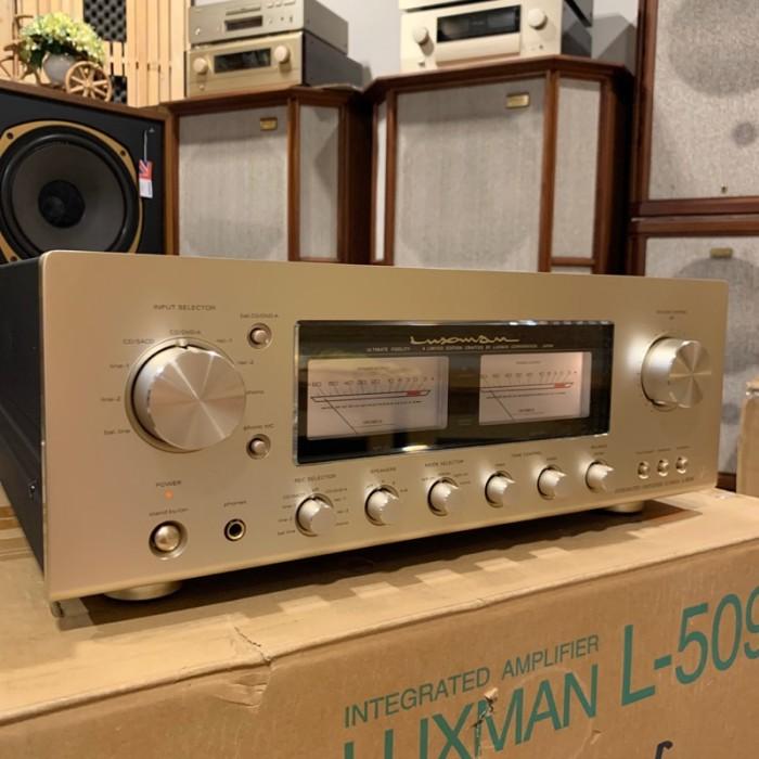 Ampli : LUXMAN L509F11