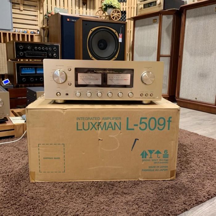 Ampli : LUXMAN L509F9