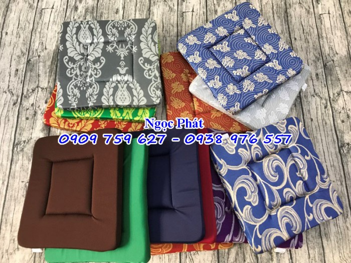 Đệm Ngồi Bệt, Nệm Ngồi Vuông, Trang Trí Nhà Cửa, Quán Trà Sữa Cafe. Ngọc Phát26