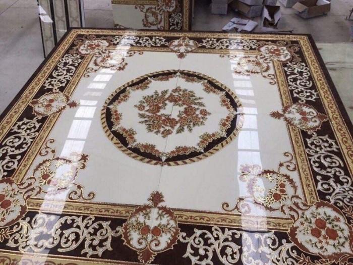 Gạch thảm vô cực lát sàn