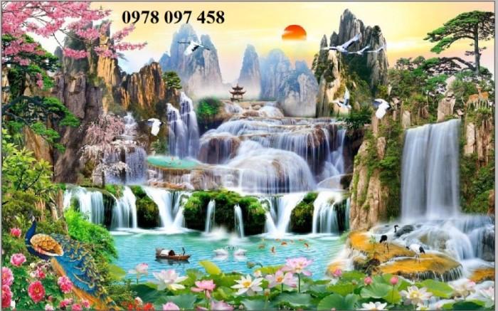 Bức tranh thiên nhiên giao hòa2