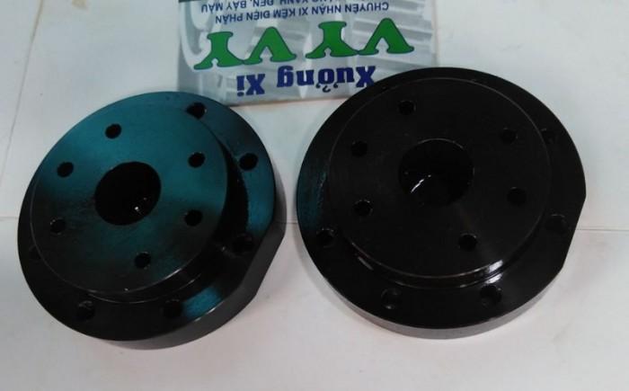 Nhuộm đen kim loại Black Oxide Steel  kích thước không thay đổi,độ bền tối đa0
