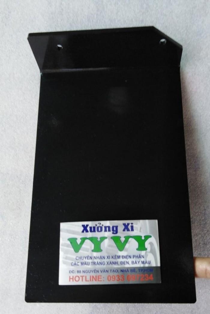 Nhuộm đen kim loại Black Oxide Steel  kích thước không thay đổi,độ bền tối đa11