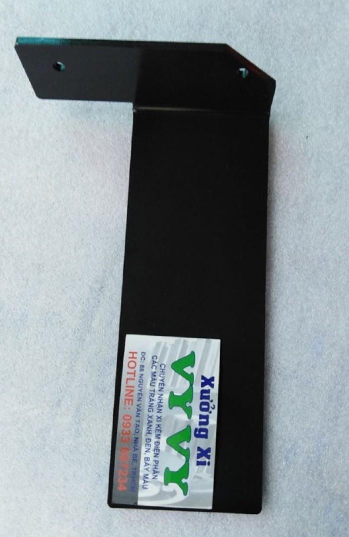 Nhuộm đen kim loại Black Oxide Steel  kích thước không thay đổi,độ bền tối đa10