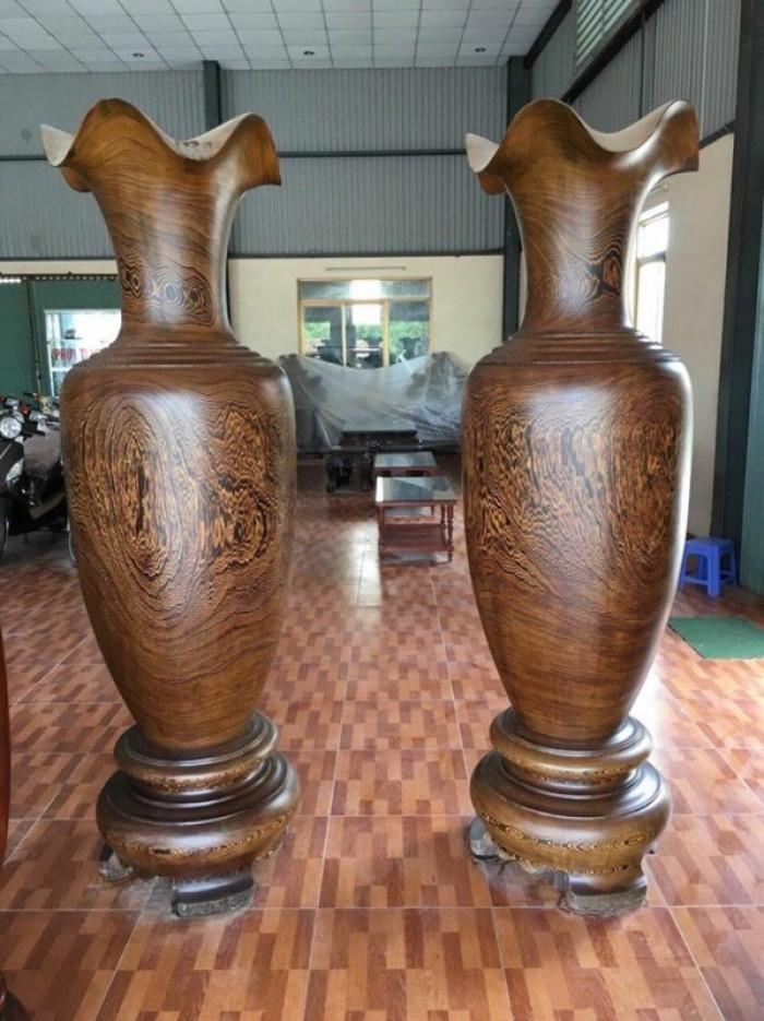 Lục bình gỗ mun đuôi công2