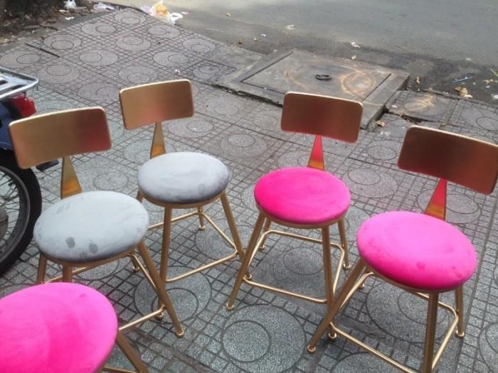 Ghế quầy nhiều màu nhiều mẫu1