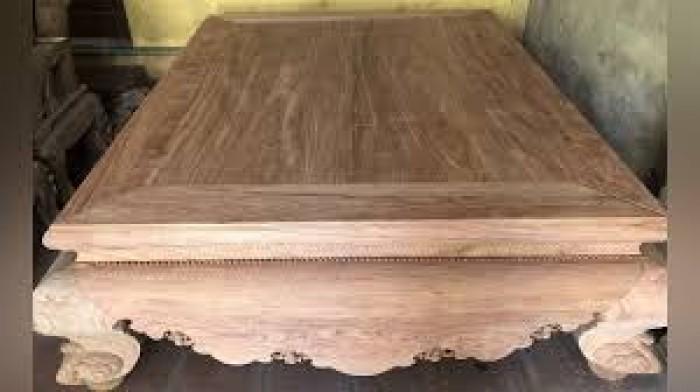 Sập ngồi gỗ hương đá0