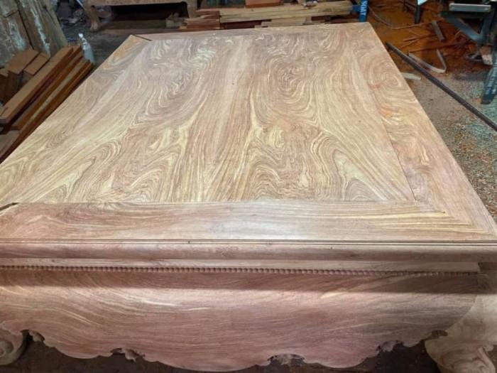 Sập ngồi gỗ hương đá3