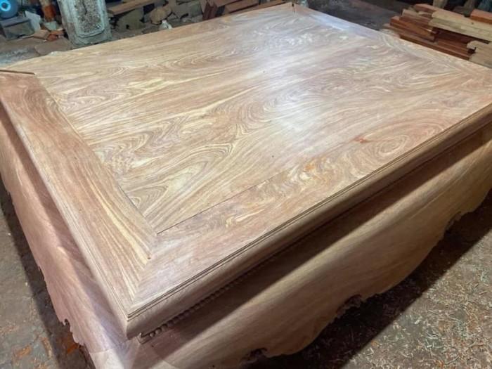 Sập ngồi gỗ hương đá9
