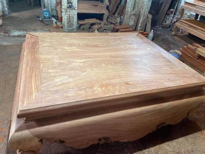 Sập ngồi gỗ hương đá7