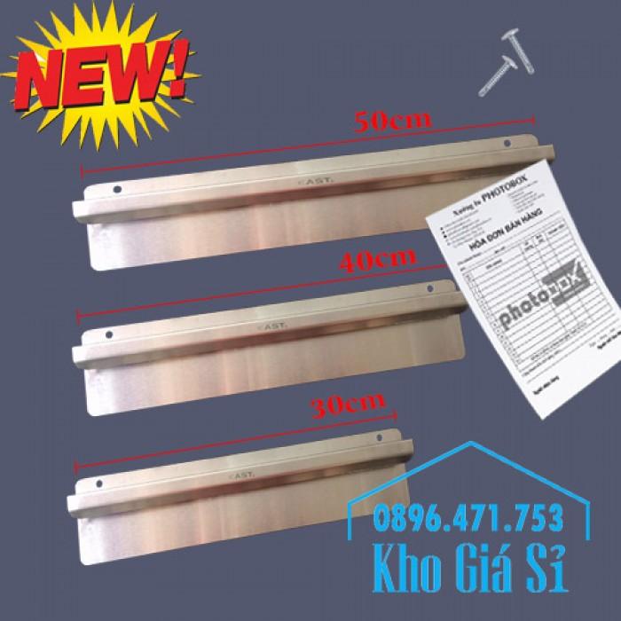 Thanh kẹp bill inox, Cây kẹp bill inox 30cm, 40cm, 50cm, 60cm, 70cm 90cm, 1m2