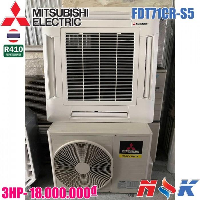 Máy lạnh âm trần Mitsubishi Heavy FDT71CR-S5 3HP2