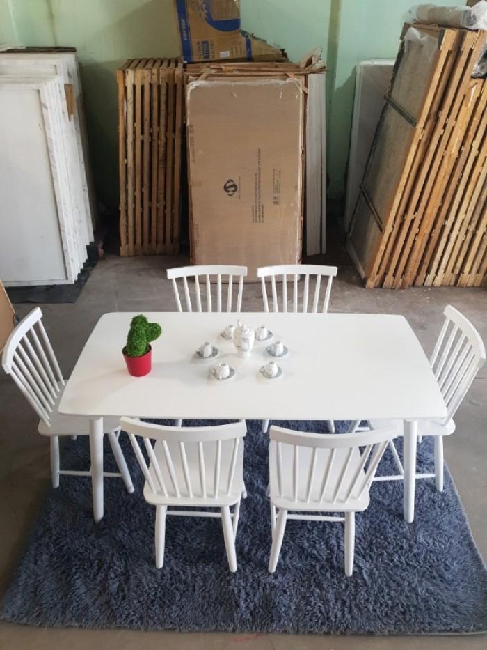 Bộ bàn ghế gỗ đẹp sang rẻ giá tại xưởng..5