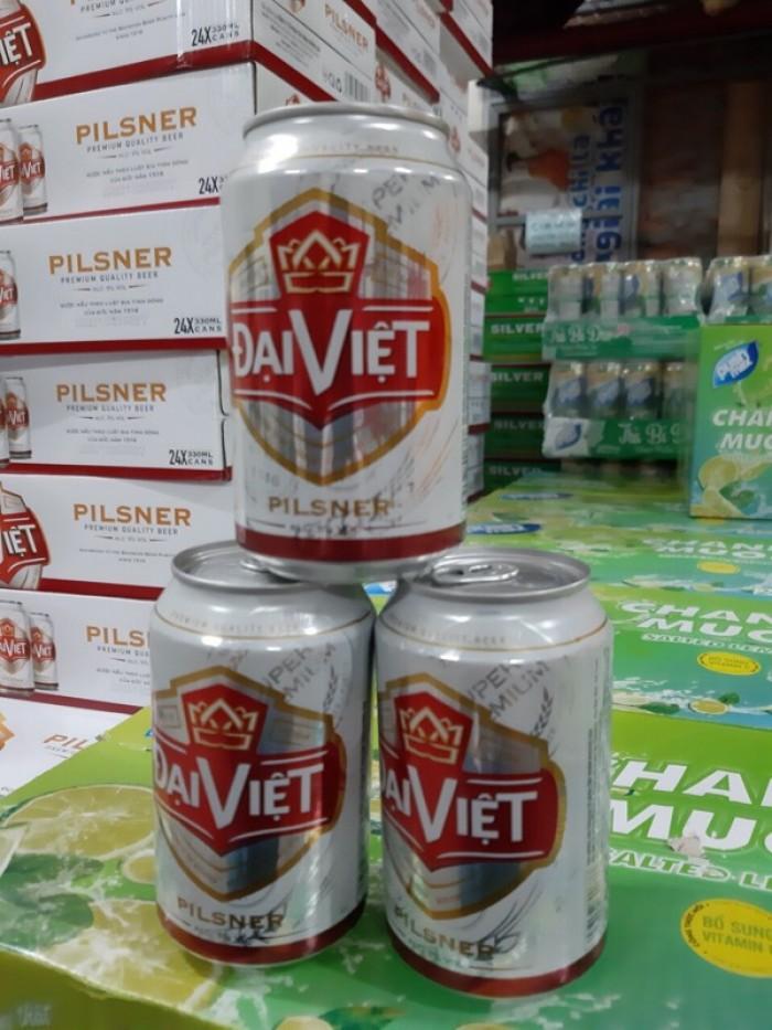 Thanh lý Bia Pilsner Đại Việt2