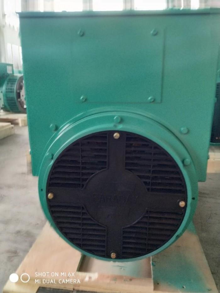 Đầu phát điện Faraday 80kVA/64kW2