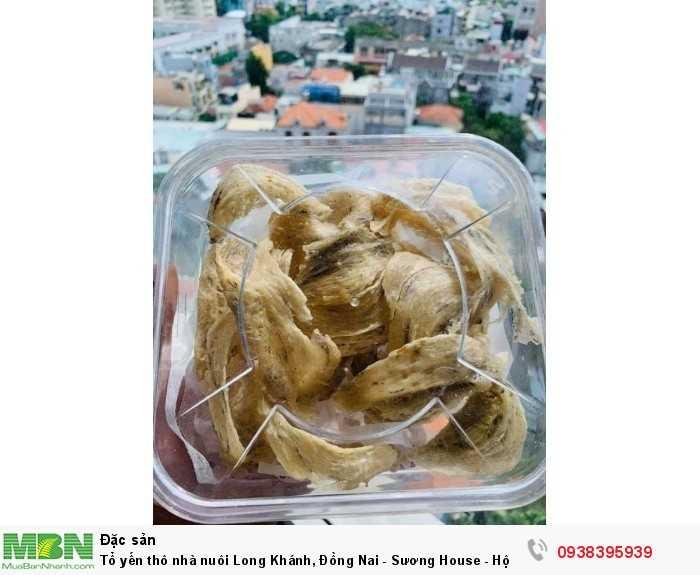 Tổ yến thô nhà nuôi Long Khánh, Đồng Nai - Sương House | Hotline: 0938 39 59 39 | Email: info@suonghouse.com0