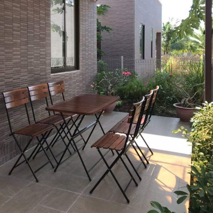 Bàn ghế xếp nhiều mẫu từ gỗ,nhựa,sắt,....giá rẻ nhất thị trường3