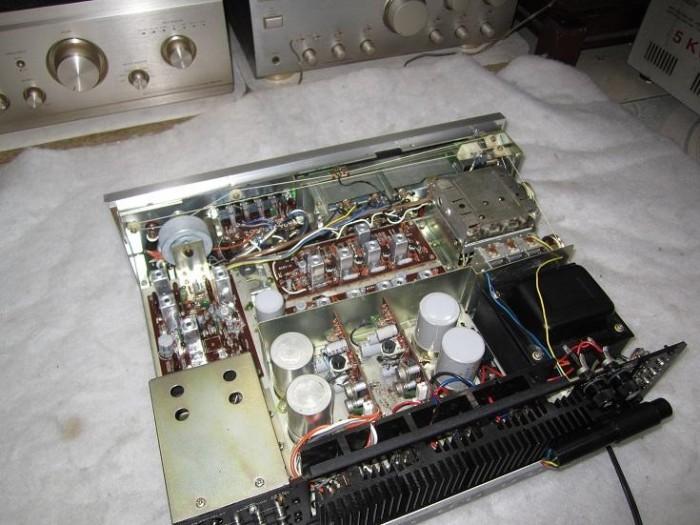 AMPLI SANSUI 5000A5