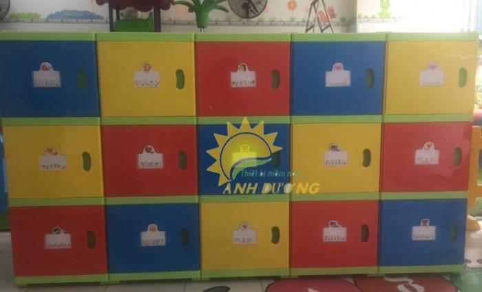 Cung cấp tủ mầm non dành cho trẻ em giá rẻ, uy tín, chất lượng nhất11