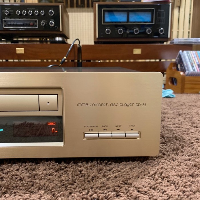 CD Accuphase DO-550