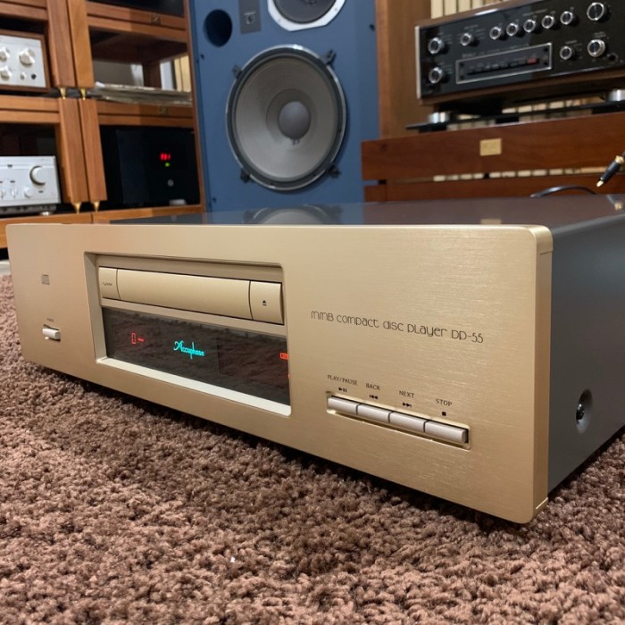 CD Accuphase DO-559