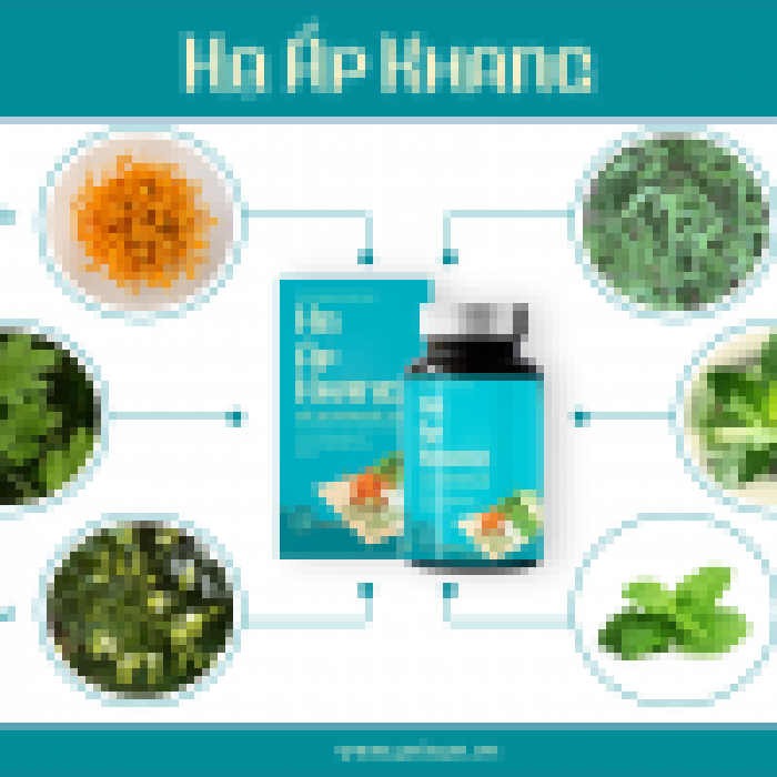 Viên Uống Hạ Áp Khang3