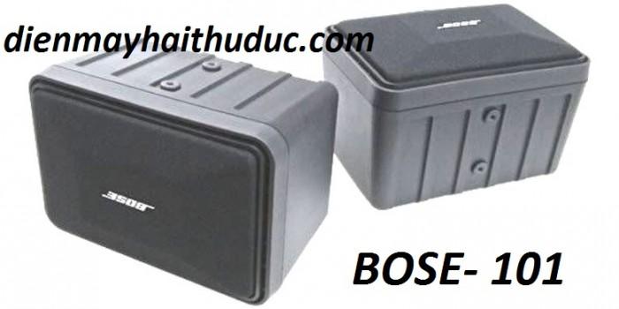 Loa Bose 101 Được ưa chuộng và sử dụng tại các sân vườn, những quán cà phê hiện đại.0