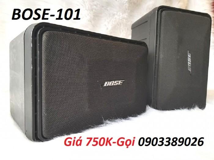Loa Bose 101 Thiết kế nhỏ gọn, thanh mảnh và tinh tế. Cho nên, dù được đặt ở vị trí nào, nó cũng thu hút được ánh nhìn của nhiều người. 5