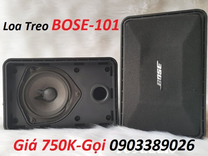 Loa Bose 101 dòng loa mini có thể treo hoặc để trên bàn4