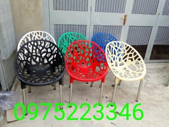 Ghế nhựa đúc cao cấp nhiều mẫu đẹp..2