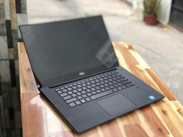 Laptop Dell XPS 15 9560, I7 7700HQ 16G 512G GTX1050 4G Full HD Đẹp Zin Giá rẻ0
