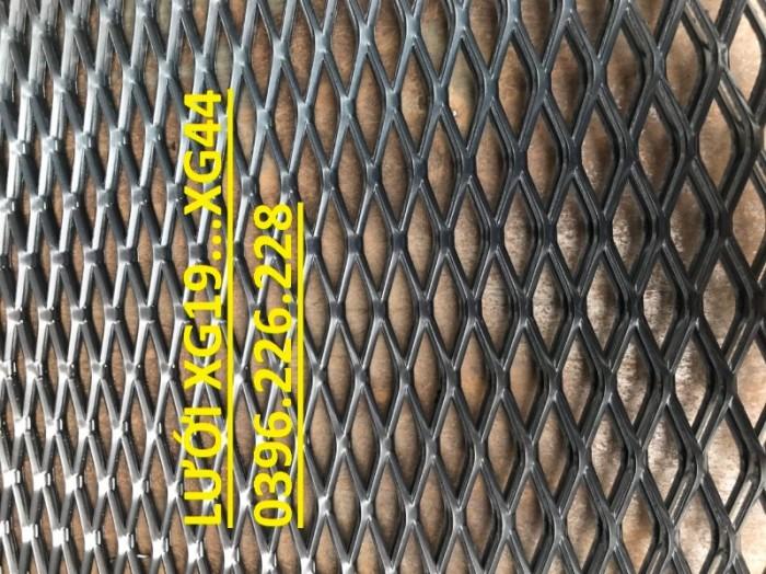 Lưới dập giãn dây 2 mắt 30*60 một cuộn 10 mét đầy đủ kích cỡ thông số lưới5