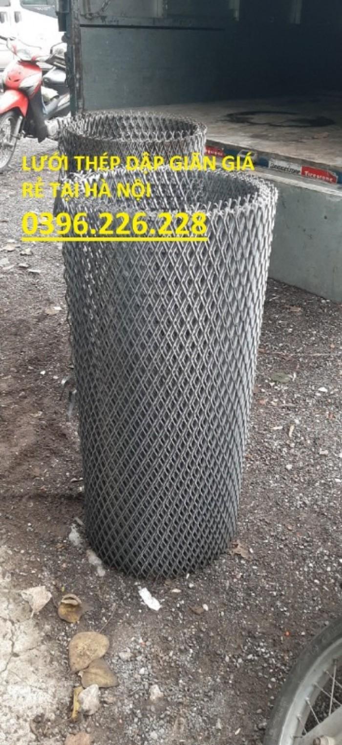 Lưới dập giãn dây 2 mắt 30*60 một cuộn 10 mét đầy đủ kích cỡ thông số lưới7