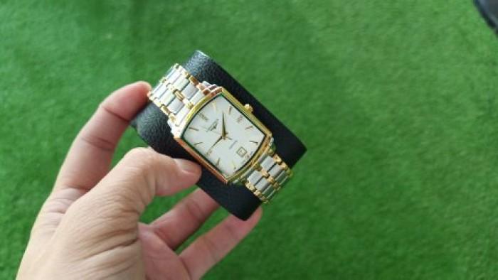 Đồng hồ nam mặt chữ nhật3