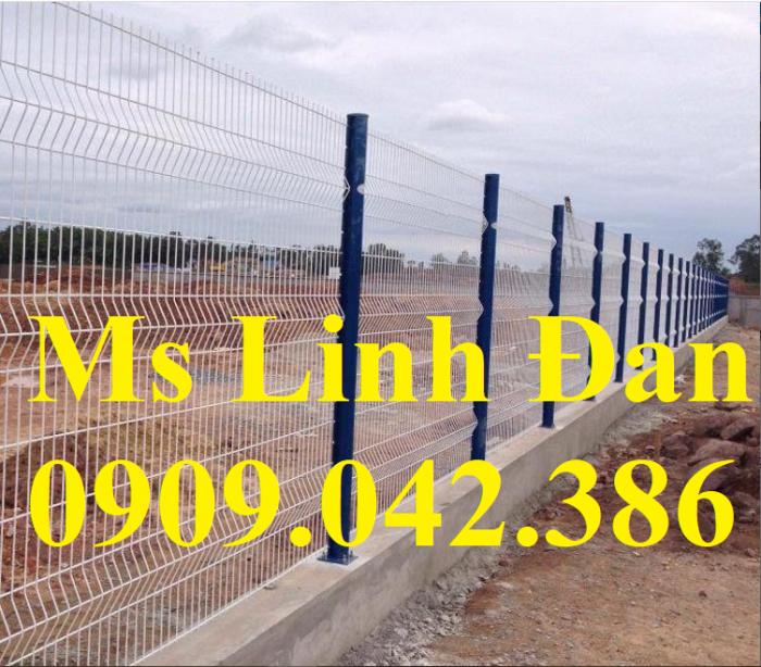 Lưới thép hàng rào cột trái đào, hàng rào cột trái đào, cột trái đào,