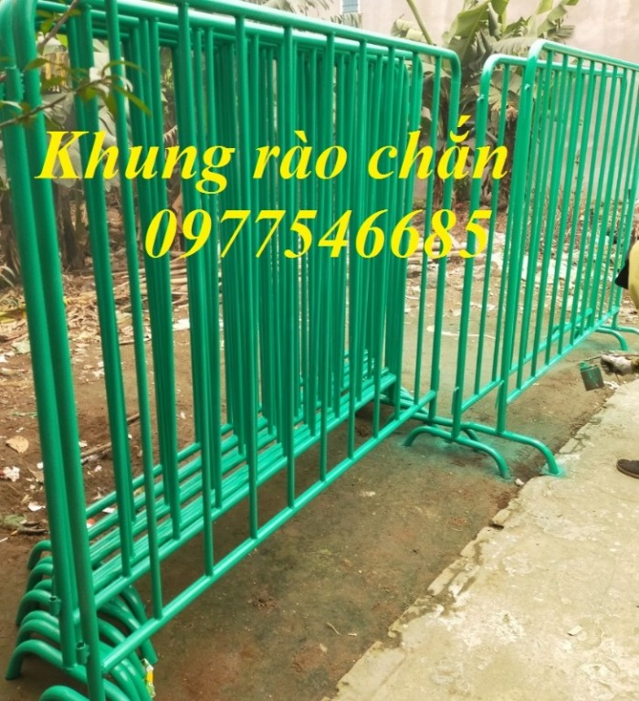 Sản xuất Hàng Rào Di Động, Hàng Rào Ngăn Kho0