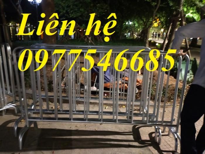 Sản xuất Hàng Rào Di Động, Hàng Rào Ngăn Kho2