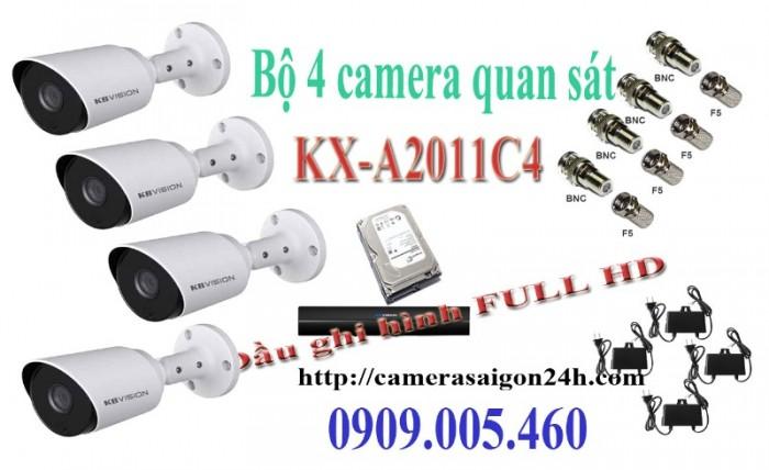 KBVISION camera quan sát xuất sứ USA (mĩ)0