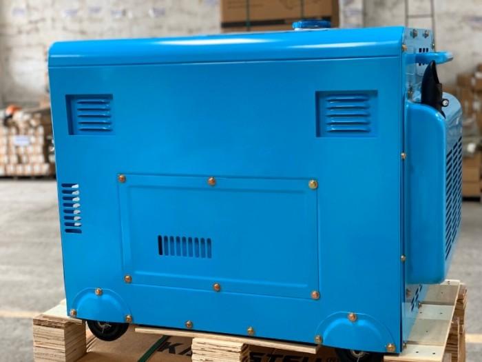 Máy phát điện kamastsu công suất 5kw KD67001