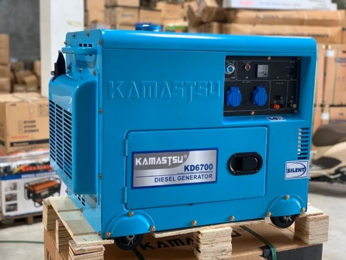 Máy phát điện kamastsu công suất 5kw KD67002