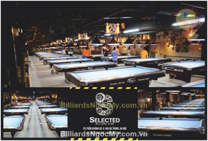 Mua bàn bida, cơ bida, phụ kiện bida Gọi  0942 84 7777 Bida Ngọc Mỹ giao hàng toàn quốc 2