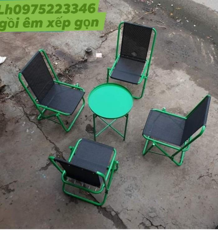 Các mẫu bàn ghế xếp giá rẻ nhất thị trường0