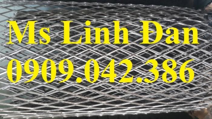 Lưới thép hình thoi, lưới thép kéo giãn