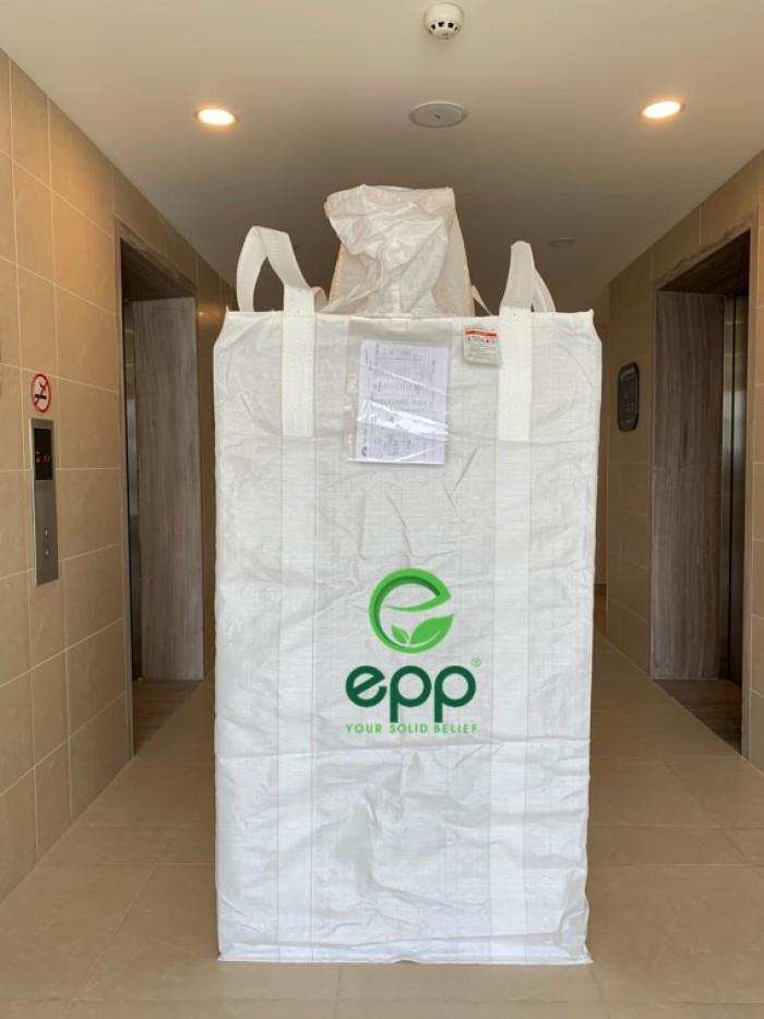 Bao bì nhựa jumbo- Bao PP dệt -bao bigbag -bao container0
