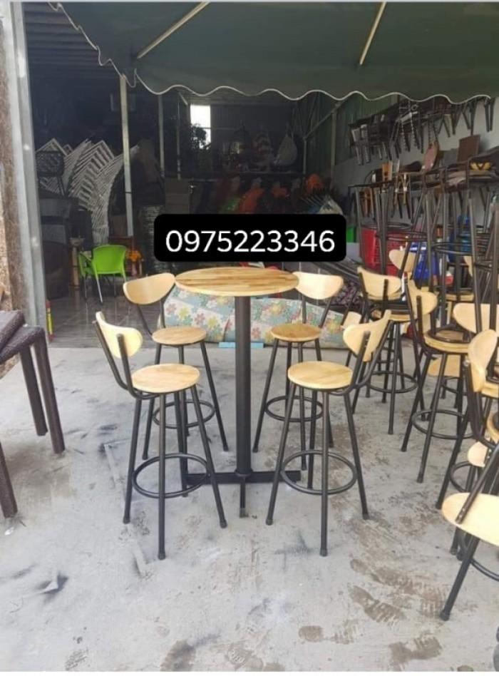 Bàn ghế quầy giá bán tại xưởng..1