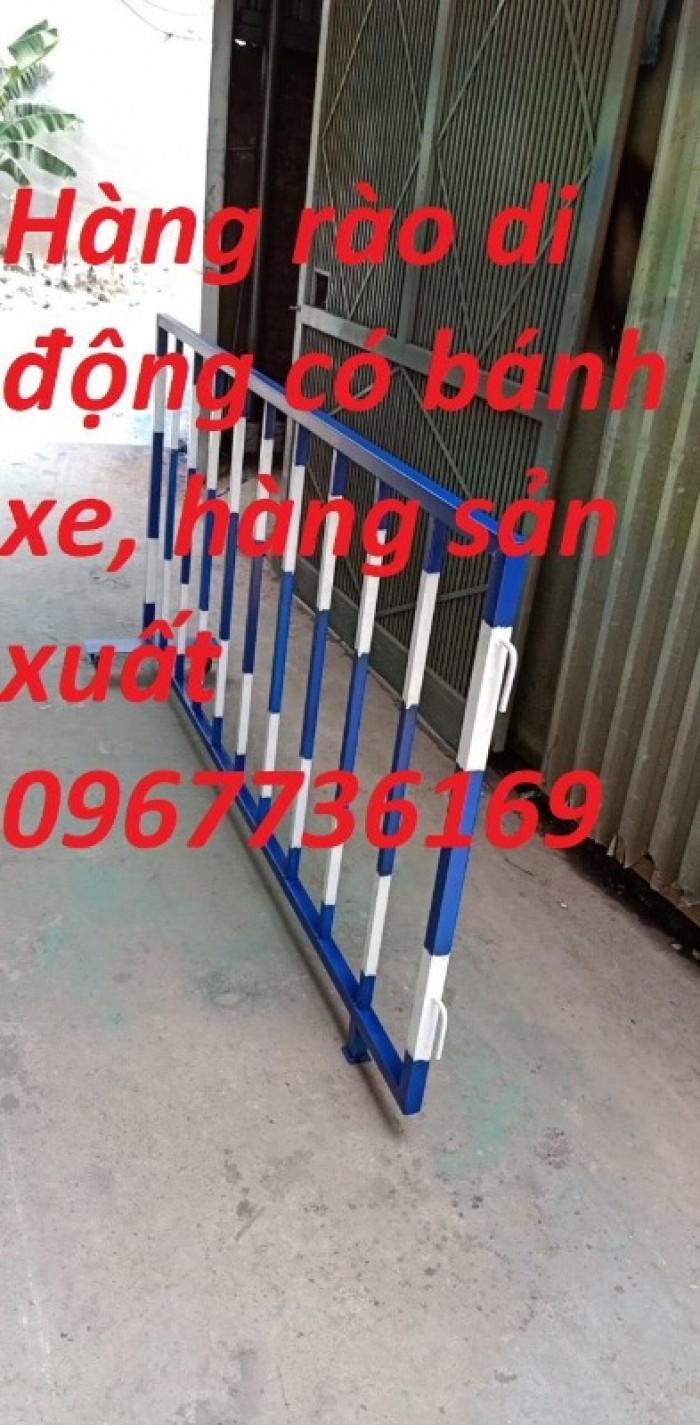 Hàng rào di động - Barie ngăn cách5